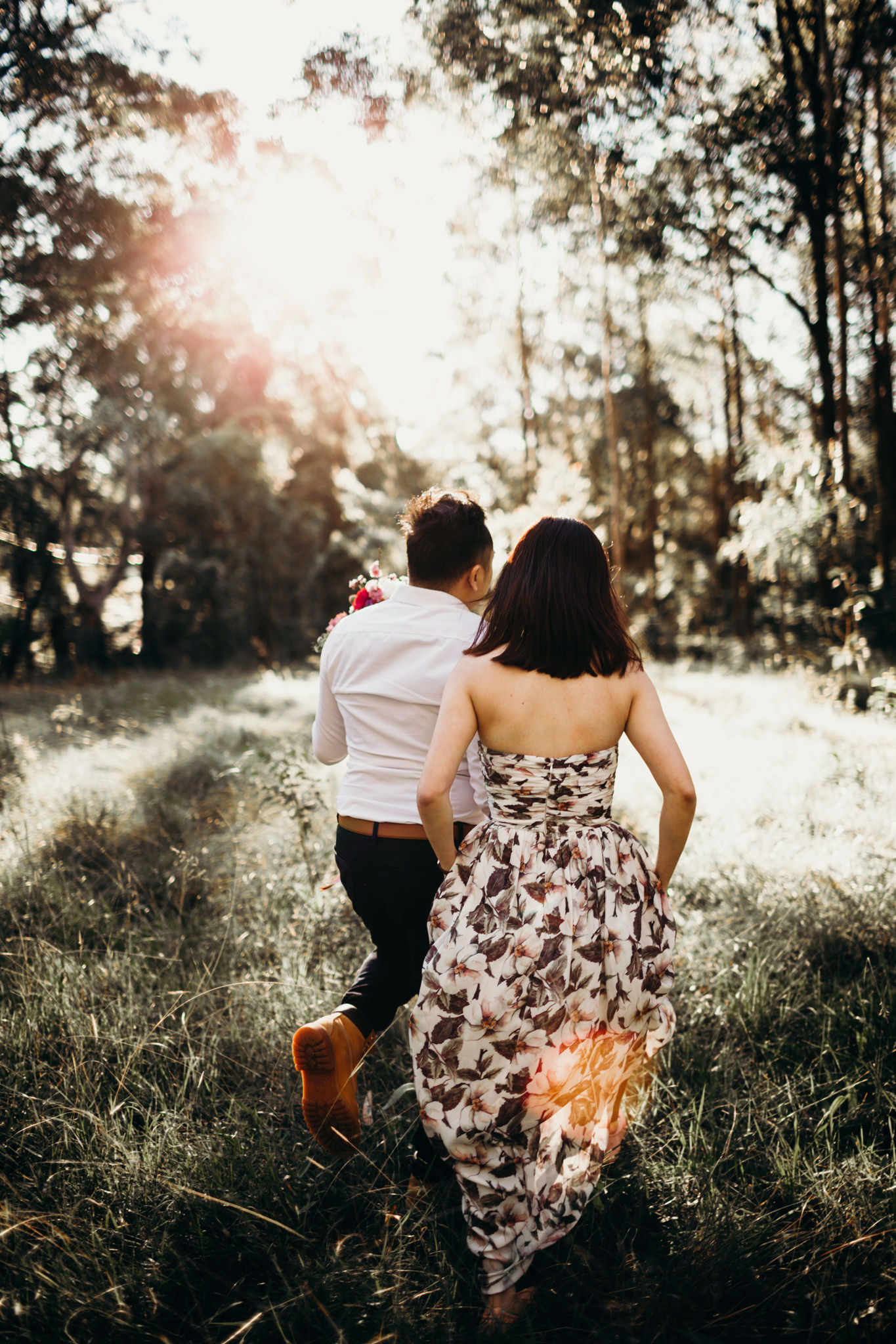 Fox & Kin Destination Wedding Photographer Intimate Elopement Sydney Byron Coffs Harbour Photography Nicola Bodle