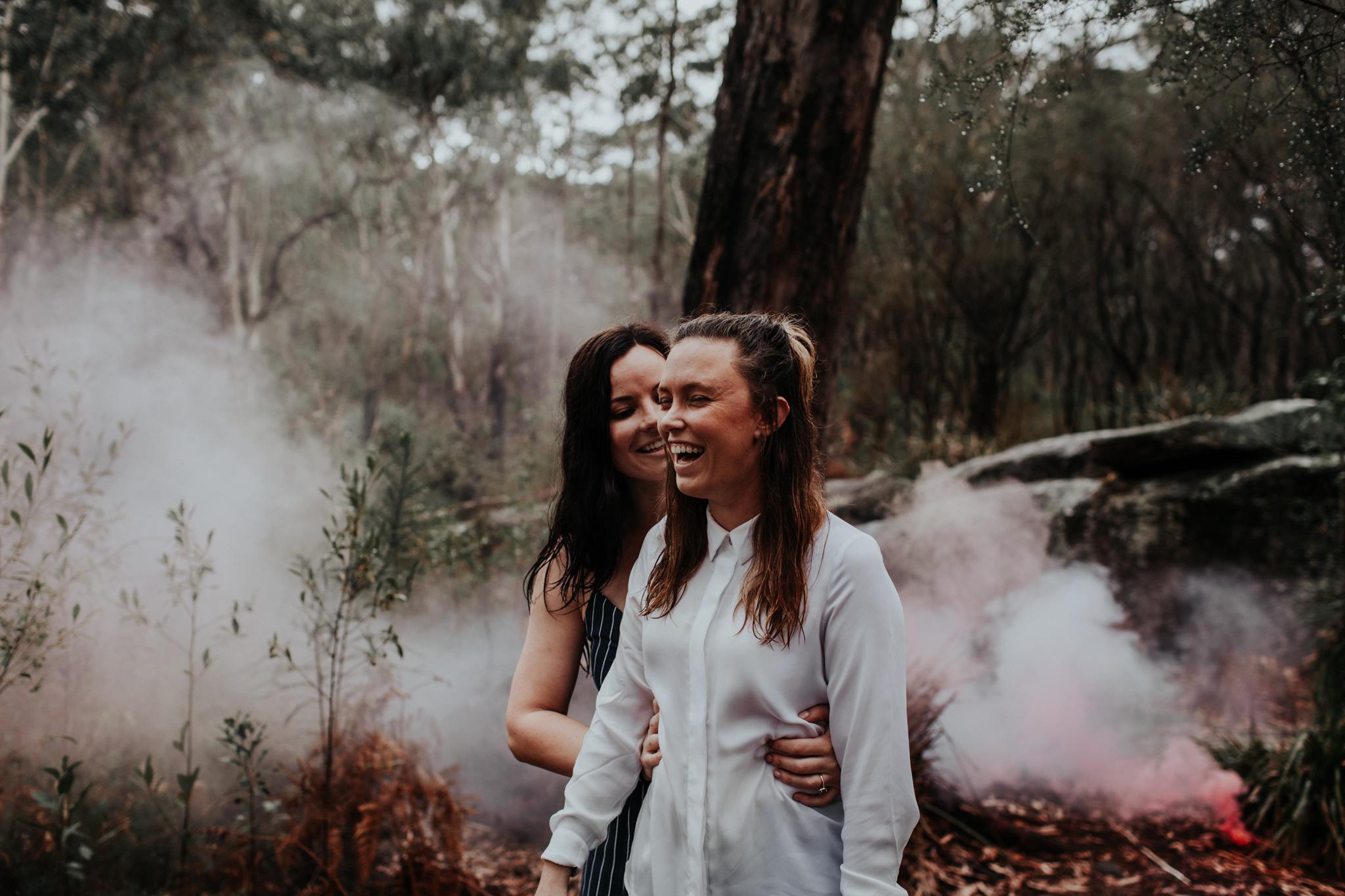 Fox & Kin Destination Wedding Photographer Marriage Equality Australia Same-Sex Lesbian Love