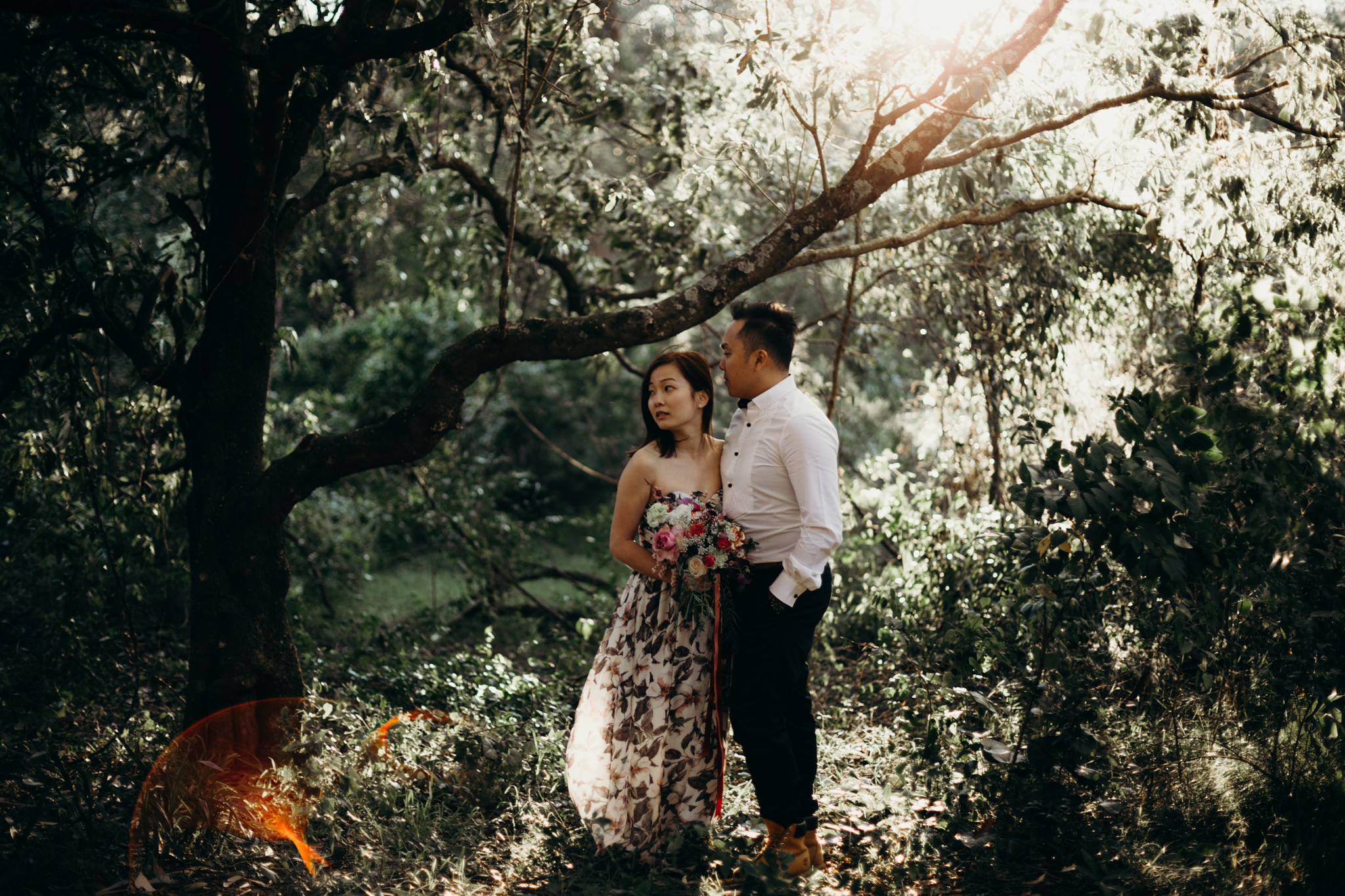 Fox & Kin Destination Wedding Photographer Intimate Elopement Sydney Byron Coffs Harbour Photography Nicola Bodle