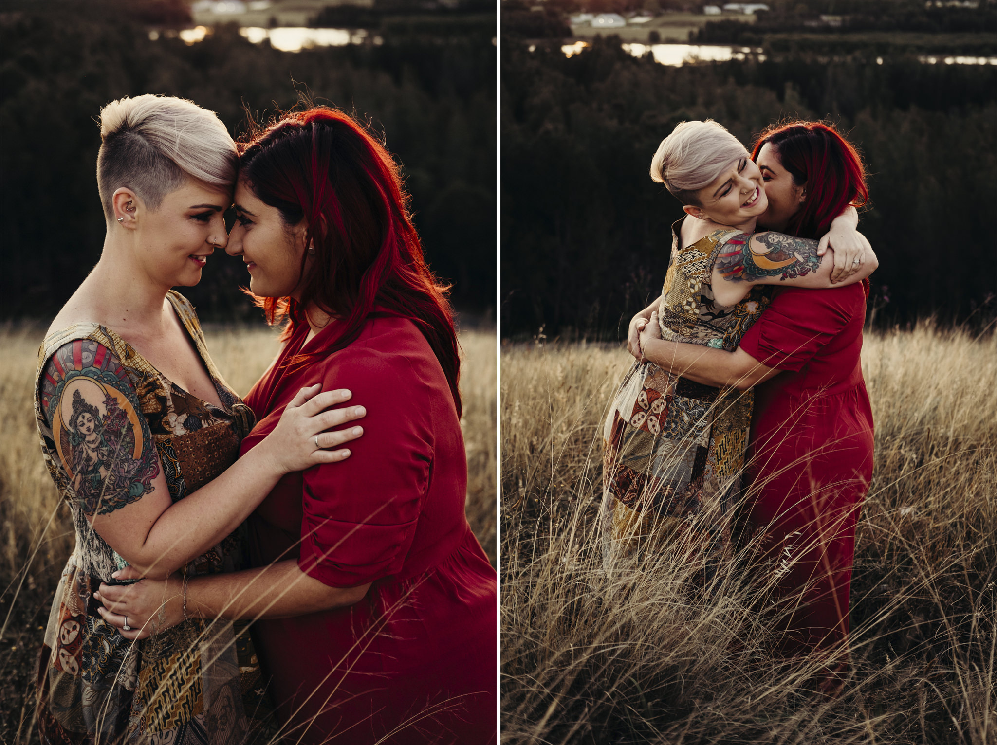 Fox & Kin Destination Wedding Photographer LGBTQI Marriage Equality Australia Same-Sex Wedding Engagement Coffs Harbour Port Macquarie Brisbane Sydney